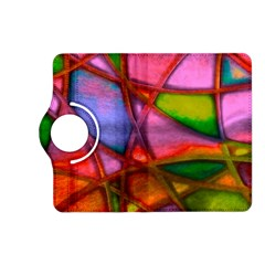 Imposant Abstract Red Kindle Fire HD (2013) Flip 360 Case