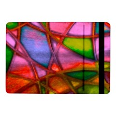 Imposant Abstract Red Samsung Galaxy Tab Pro 10.1  Flip Case