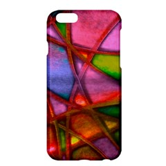 Imposant Abstract Red Apple Iphone 6 Plus/6s Plus Hardshell Case
