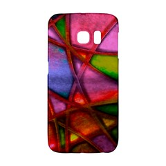 Imposant Abstract Red Galaxy S6 Edge