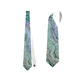 Keep Calm Teal Neckties (Two Side)