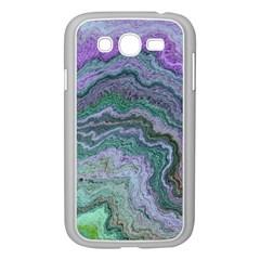 Keep Calm Teal Samsung Galaxy Grand DUOS I9082 Case (White)