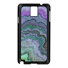 Keep Calm Teal Samsung Galaxy Note 3 N9005 Case (Black)