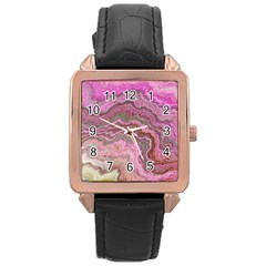 Keep Calm Pink Rose Gold Watches