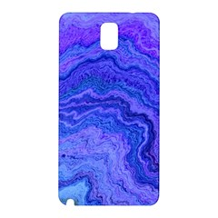 Keep Calm Blue Samsung Galaxy Note 3 N9005 Hardshell Back Case