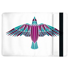 Stained Glass Bird Illustration  iPad Air 2 Flip