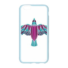 Stained Glass Bird Illustration  Apple Seamless iPhone 6/6S Case (Color)