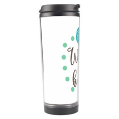 Wild At Heart Flowers Travel Tumblers