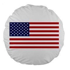 Usa1 Large 18  Premium Round Cushions