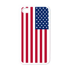 Usa1a Apple iPhone 4 Case (White)
