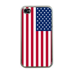Usa1a Apple iPhone 4 Case (Clear)