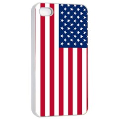 Usa1a Apple Iphone 4/4s Seamless Case (white)