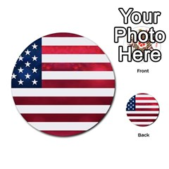 Usa2 Multi-purpose Cards (Round)