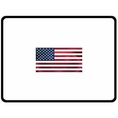 Usa2 Fleece Blanket (Large)