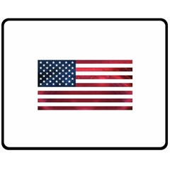 Usa2 Fleece Blanket (medium)