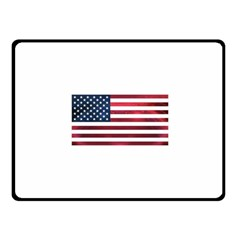 Usa2 Fleece Blanket (Small)