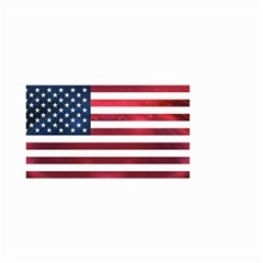 Usa2 Small Garden Flag (two Sides)