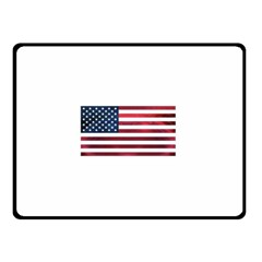 Usa2 Double Sided Fleece Blanket (small)