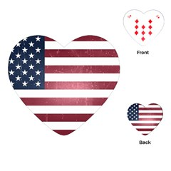 Usa3 Playing Cards (Heart)