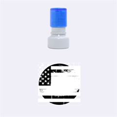 Usa3 Rubber Round Stamps (Small)