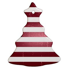 Usa3 Christmas Tree Ornament (2 Sides)