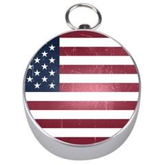 Usa3 Silver Compasses