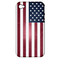 Usa3a Apple Iphone 4/4s Hardshell Case (pc+silicone)