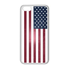 Usa3a Apple Iphone 5c Seamless Case (white)