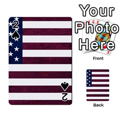 Usa4 Playing Cards 54 Designs
