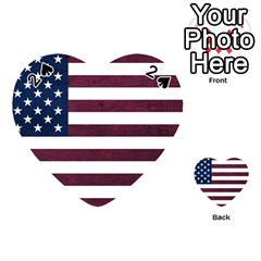 Usa4 Playing Cards 54 (Heart)