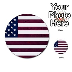 Usa4 Multi-purpose Cards (Round)