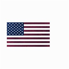 Usa4 Small Garden Flag (Two Sides)