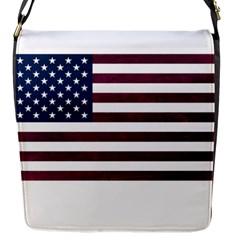 Usa4 Flap Messenger Bag (S)