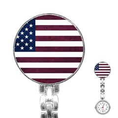 Usa4 Stainless Steel Nurses Watches