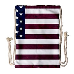 Usa4 Drawstring Bag (Large)