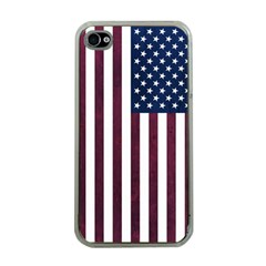 Usa4a Apple iPhone 4 Case (Clear)