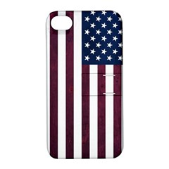 Usa4a Apple iPhone 4/4S Hardshell Case with Stand