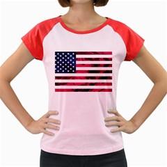 Usa5 Women s Cap Sleeve T-Shirt