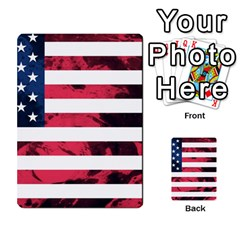 Usa5 Multi-purpose Cards (Rectangle)