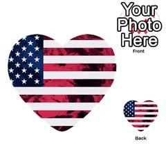 Usa5 Multi-purpose Cards (Heart)
