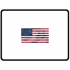 Usa5 Fleece Blanket (large)