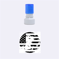 Usa5 Rubber Round Stamps (small)