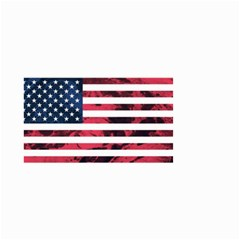 Usa5 Small Garden Flag (Two Sides)