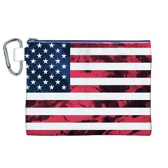 Usa5 Canvas Cosmetic Bag (xl)