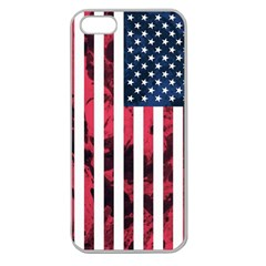 Usa5a Apple Seamless iPhone 5 Case (Clear)