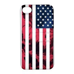 Usa5a Apple iPhone 4/4S Hardshell Case with Stand