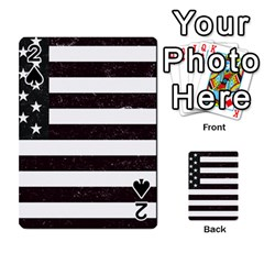Usa6 Playing Cards 54 Designs