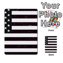 Usa6 Multi Purpose Cards (rectangle)