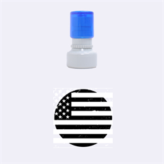 Usa6 Rubber Round Stamps (Small)