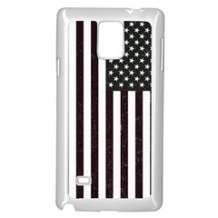 Usa6a Samsung Galaxy Note 4 Case (White)